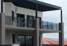 Acacia Hills Glass balustrading 13