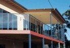 Acacia Hills Glass balustrading 1