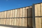 Acacia Hills Lap and cap timber fencing 1