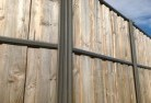 Acacia Hills Lap and cap timber fencing 2