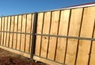 Acacia Hills Lap and cap timber fencing 4