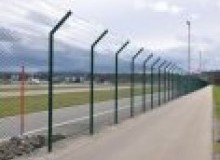 Kwikfynd Security fencing acaciahills